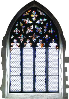 Deller Memorial Window